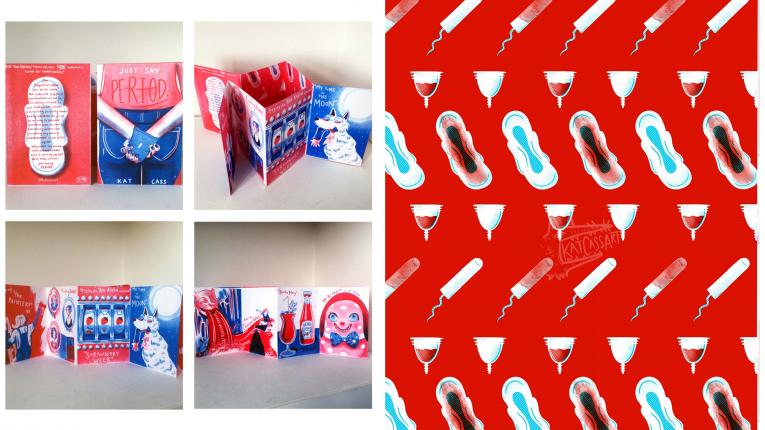Kat Cass_Illustration - BA (Hons)_2020_Menstrual Products- a selection of Fourth Year work by Kat Cass_2.jpg