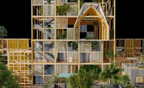 YUNHE DU_Architectural and Urban Design - MSc_2020_Butterfly community_Image.jpg