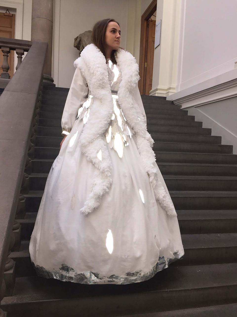 Lydia Boagey_Performance Costume - BA (Hons)_2020_Pride and Prejudice, The Swan Princess_11.jpg