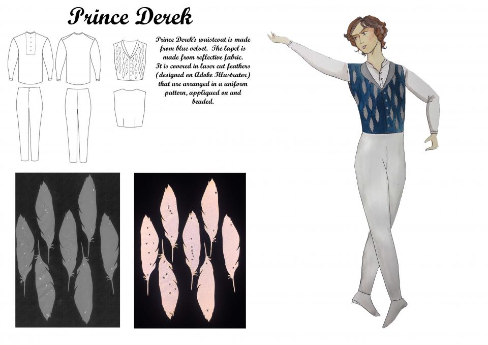 Lydia Boagey_Performance Costume - BA (Hons)_2020_Pride and Prejudice, The Swan Princess_2.jpg