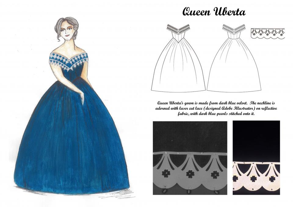 Lydia Boagey_Performance Costume - BA (Hons)_2020_Pride and Prejudice, The Swan Princess_8.jpg