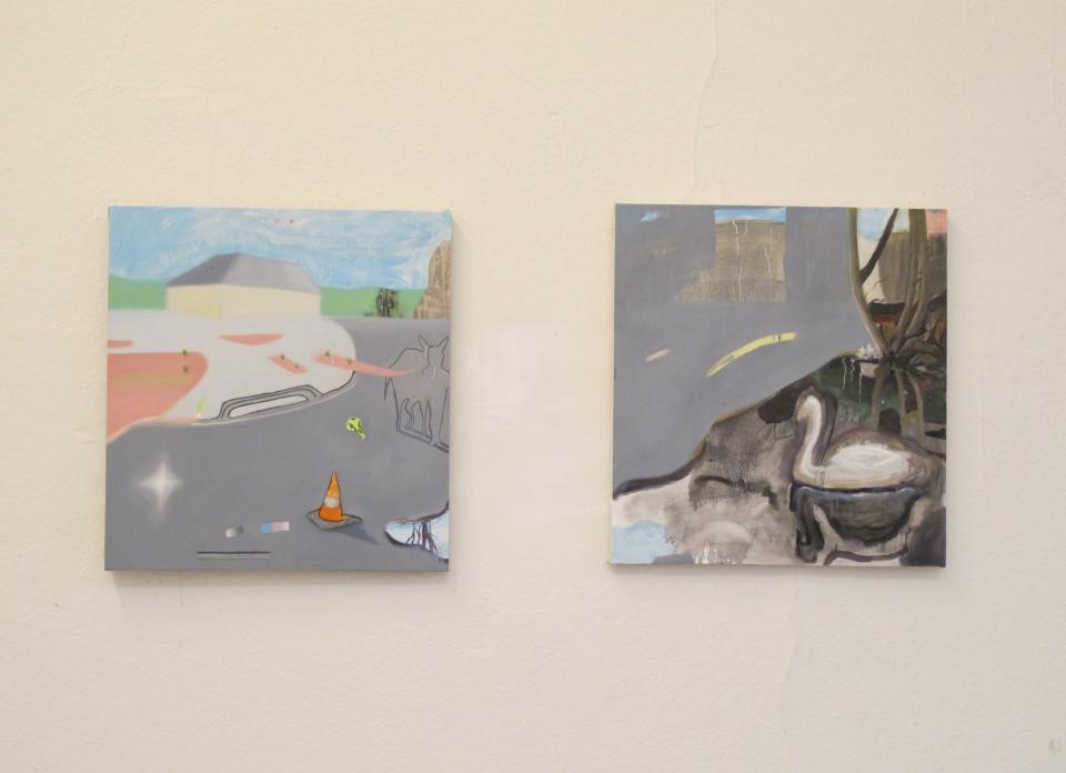 Sheona Baird_Painting - BA (Hons)_2020_Collection of mixed media and painted works_1.JPG