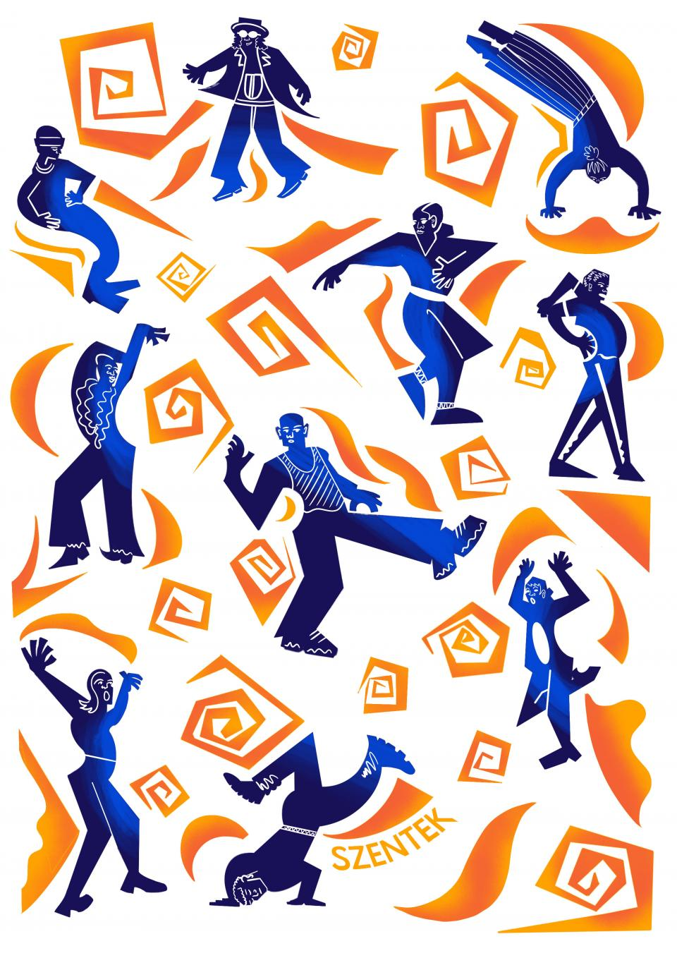 Geraldine Sawyer_Illustration - BA (Hons)_2020_CLUBLAND - The connection between illustration and dance_6.jpg