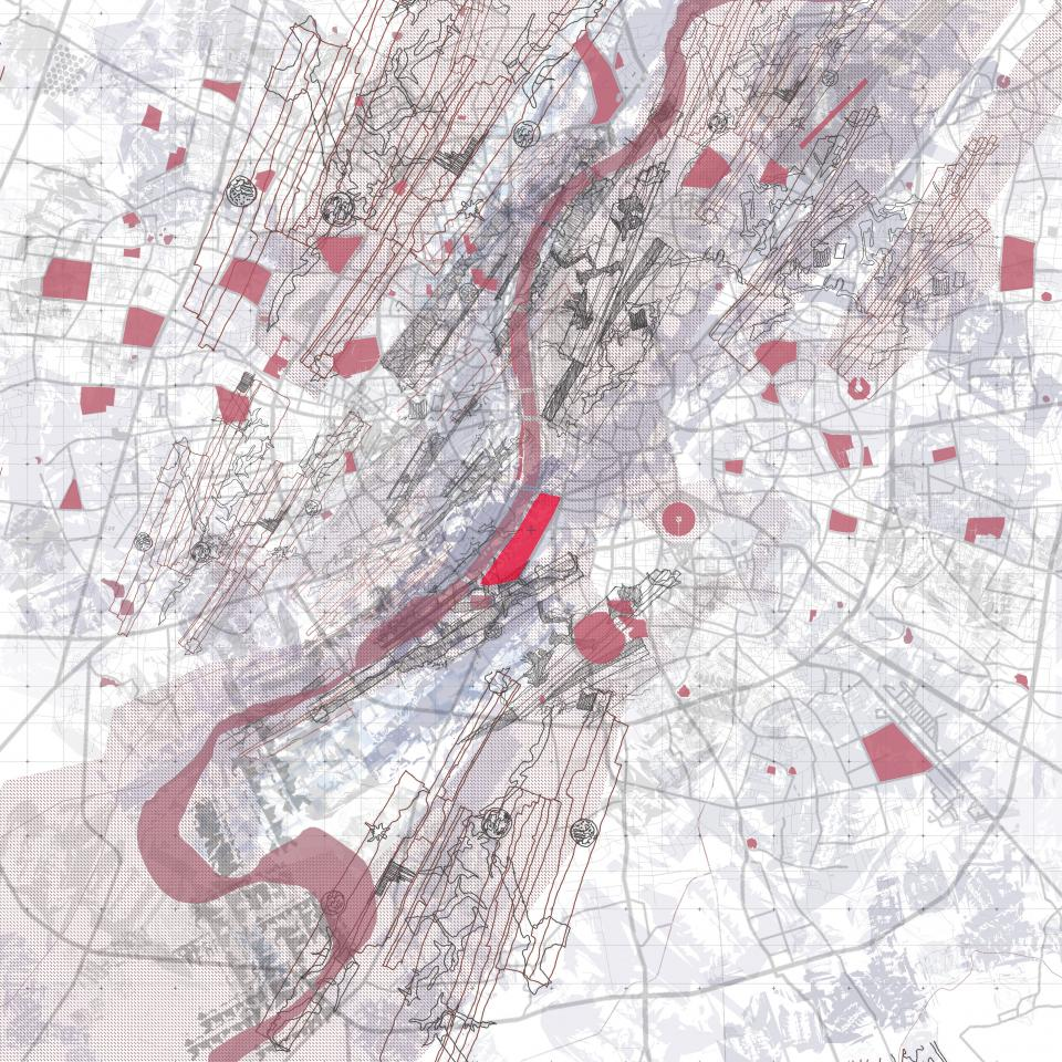 Yuanli Sha_Architectural and Urban Design - MSc_2020_Ahmedabad _ Past, Present and Possible---Writing on the city of pensile fabricity _The fragments of urban residue_1.jpg